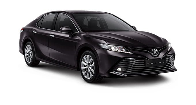 Rental Mobil Camry Solo