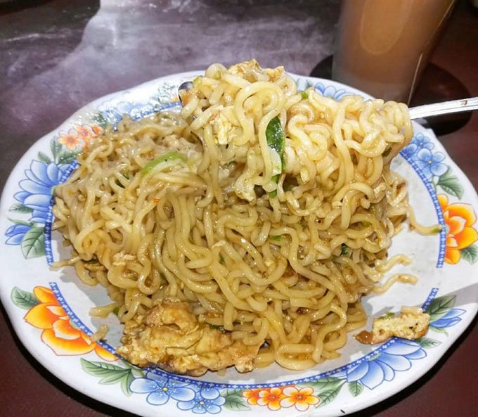Mie Soden